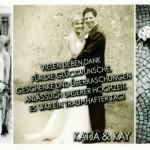 Danksagung Katja und Kay 1